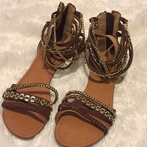 Shoes - Ankle strap Sandals